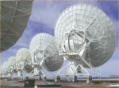 Radio Telescope Array.