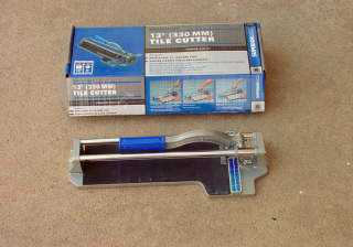 Floor Tile Cutter.